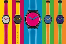 Swatch Bicoloured / by Swatch