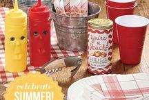 Summer Partying and Decor / by JoAnne Golden