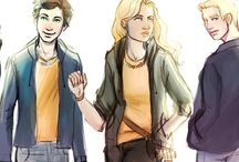 The Heroes Olympus  / I'm so addicted percy jackson especially Leo Valdez, He's just a boy, silly, mischief, fire boy, blacksmith, machine and fell in love with reyna, I hope Rick Riordan featuring Leo and Reyna story, I felt they were a match in love. percy jackson and the collection of pictures of course. I love PJO / by Cintya Larasinta