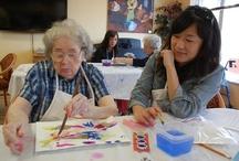 OMA: Opening Minds through Art / by Cedar Village Retirement Community