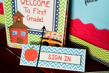 Beginning of the Year stuff / by Michelle Lang