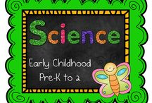 Simply Science / Science activities K-2 / by Julie Ackley