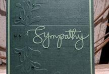 Cards - Sympathy / by Marilyn Compton