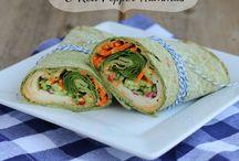 Take a Real Lunch #Spon / by Megan Gundy / What Megan's Making