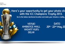 ICC Champions Trophy 2013 / by HyundaiIndia
