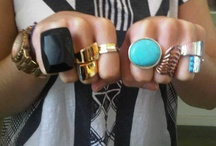 My Style: Chunky Jewels / by Clare Henton