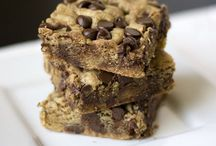 Bars & Brownies / Non-Breakfasty Bars and Brownies! / by Brittainy