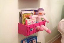 Bookshelves / by Tonya Tjarks