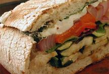 Sandwiches / by Irish Britson