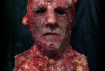 Mask / Ideas for Silicone Mask. / by Moxley Haunted-House