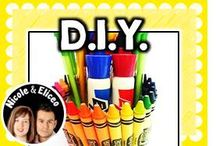 ♥ DIY Teacher ♥ / This is a collaborative board of freebies, tips, ideas & other fun resources for preschool, kindergarten, first & second grade. TO JOIN: Follow us & email NicoleAndEliceo@gmail.com with the titles of the boards you want to join. RULES: You can pin up to 3 appropriate pins per day. Avoid pinning paid product covers. Limit repins to once a month. Also, please do not invite to this board. Thanks & enjoy! / by Nicole and Eliceo