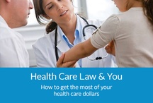 """Health Care Law & You / Follow this board to get the information you need to know about health insurance and the new """"Marketplace"""" opening on October 1, 2013. / by Independence Blue Cross (IBX)"""