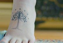 Tattoos / by Katie Manas