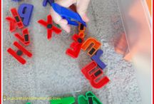 Toddler Activities / by Amanda Stigers