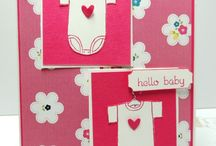 Baby cards / by Dianne Keough