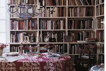 Book Cases & Shelves / by Royce M. Becker