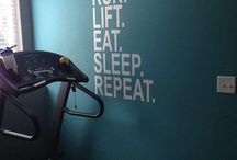 Workout Room / by Shannon Hans Sellers