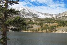 Eastern Sierras / by WALK SIMPLY Outdoors, Hiking, Walking, Play