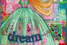 Art: Journals & Sketchbooks 2 / by Nan Edwards