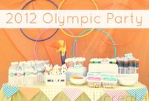 party | olympics / by Donna Caruthers
