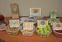 Birthday party ideas  / by Lisa Bauer-Kingston