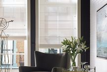 window treatments / by Maria Sansone