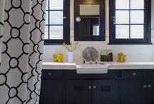 Bathroom Inspiration / by Stephanie Torres | This Casita