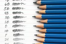 Pencils and Erasers / A match made in heaven. / by JetPens