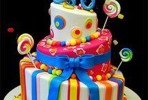 cake / by Brittany Bergendorf