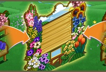 Farmville Feature Buildings / Info on some of the Feature buildings in Zynga Farmville / by The Dirt Farmer