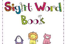 Sight Words / by Megan Combs