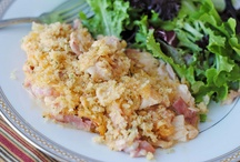 Good Savory Food / by Kathleen McStay