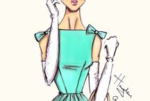 Retro womens fashion / by Beth Stiver