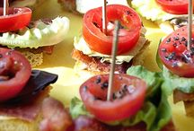 Appetizers and Desserts  / by Lindsay Evalyn