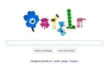 Doodles de Google / Recopilación de los doodles que va publicando el buscador / by María Tejero