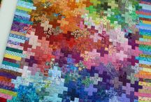 1_Quilty likes - rainbow / by Jenny Duke