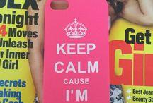Pretty Iphone 5 Cases / by Lola Rotimi-Sosanya