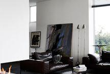 interior fireplaces / by Ching Dinglario