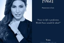 Creating a vision ... / by Piaget