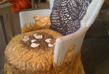 Painted Furniture / by Debbie Calcutt