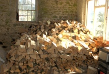 Stacked Wood / by Bill Shattuck