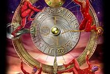 The Wheel of Fortunes / by Frank Hawk