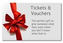 Tickets & Vouchers Competitions / Tickets & Vouchers Competitions / by Premium Prizes