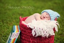 Newborns, toddlers and Lil kids photography / by Cassandra Myers