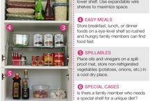Pantry Organization / by Rubbermaid