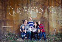 Family Pics / by Brandi Romero