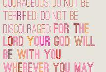 Bible Verses  / by Cheryl Garrison