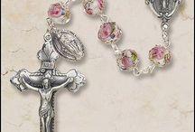 Rosaries / by Rebecca Klemens