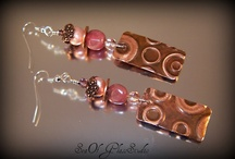 About Earrings / These wonderful designs inspire me in my work. / by Connie Newton - Red Lotus Creations
