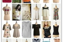 * Upcycled Clothes & Other Fashion * / by Irmari Engelbrecht